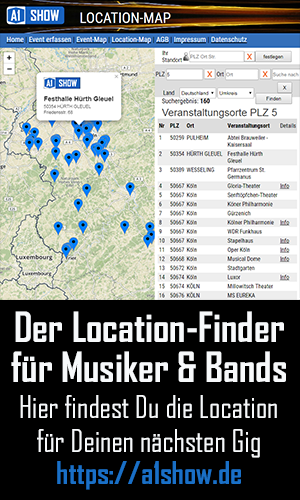 Last Minute Showboerse - Location Map