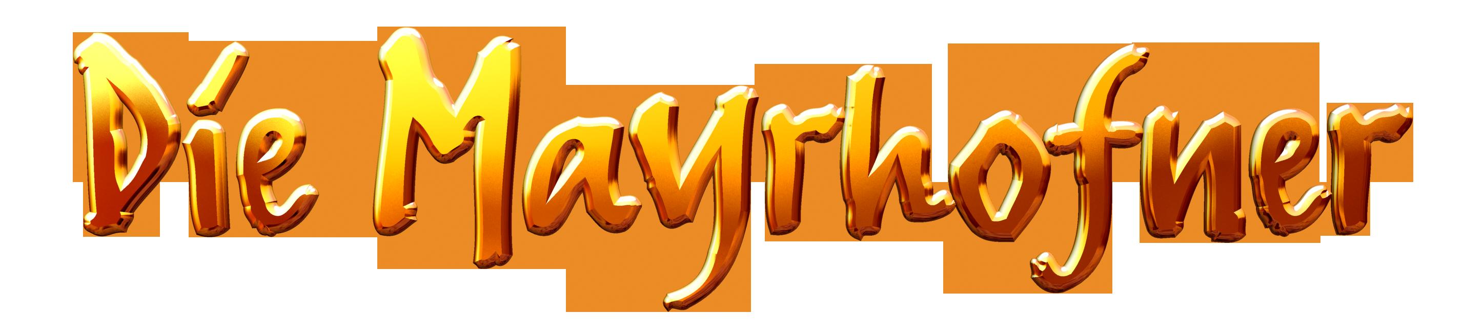 Logo Die Mayrhofner